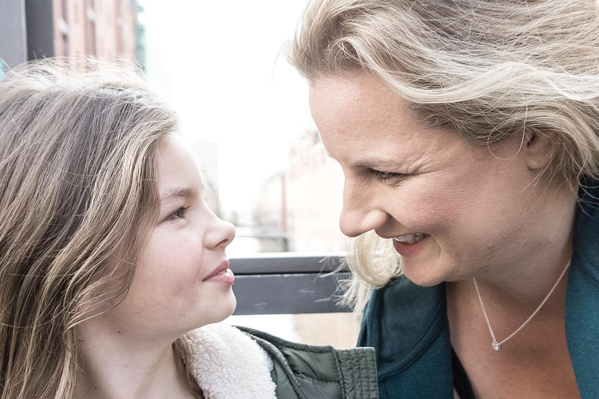 Beziehung Mutter und Tochter