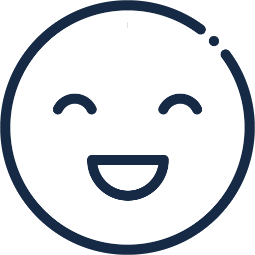Icon Glücklich
