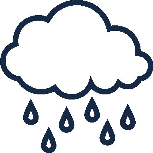 Icon Regenwolke