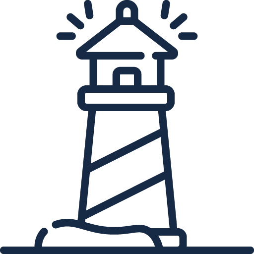 Icon Leuchtturm