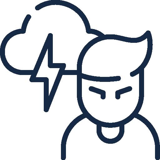 Icon Aggression
